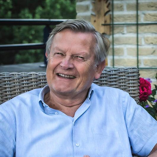 Gerard Wieffer wijkraad Horstlanden Veldkamp